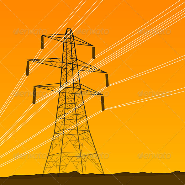 Electrical Tower - Technology Conceptual