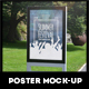 The Poster Mock-Up - GraphicRiver Item for Sale
