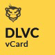 DLVC - Personal Vcard & Resume HTML Template Nulled