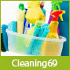 Cleaning69 - WordPress theme for House Cleaning Company Nulled