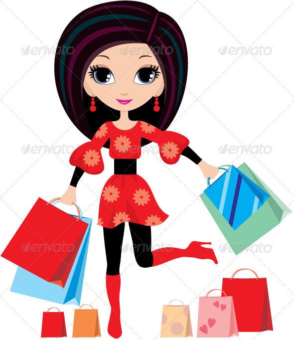 Shopping - Commercial / Shopping Conceptual