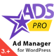 Ads Pro Plugin - Multi-Purpose WordPress Advertising Manager