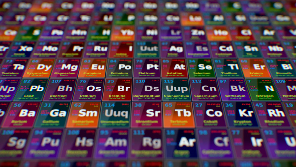 Periodic table of elements by what u see videohive play preview video urtaz