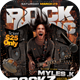 Rock Music Flyer Template - GraphicRiver Item for Sale