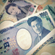 Japanese Yen Banknotes Rotating - VideoHive Item for Sale