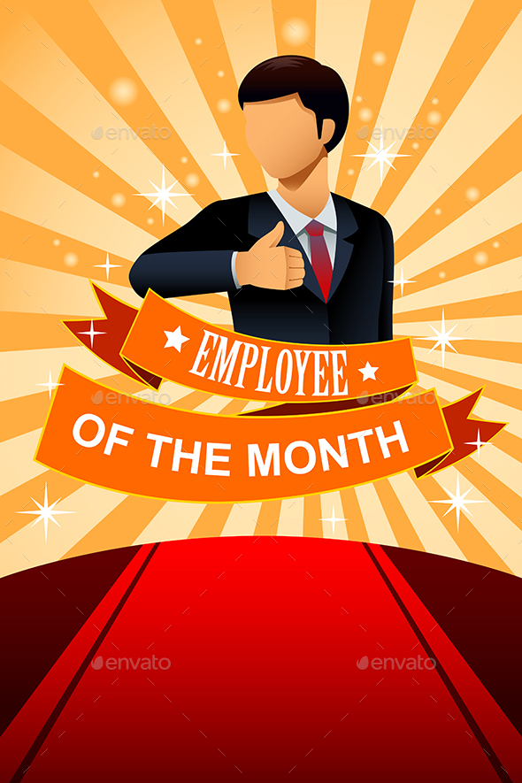Employee of the Month Poster Frame by artisticco ...