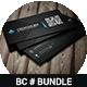 Business Card # Bundle - GraphicRiver Item for Sale