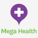 Mega Health : Theme for Health and Medical Centers - ThemeForest Item for Sale