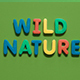 Collect Words Wild Nature - VideoHive Item for Sale