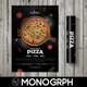 Pizza Flyer - GraphicRiver Item for Sale