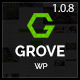 GROVE - Responsive Multipurpose WordPress Theme Nulled