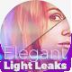 Elegant Light Leaks - VideoHive Item for Sale