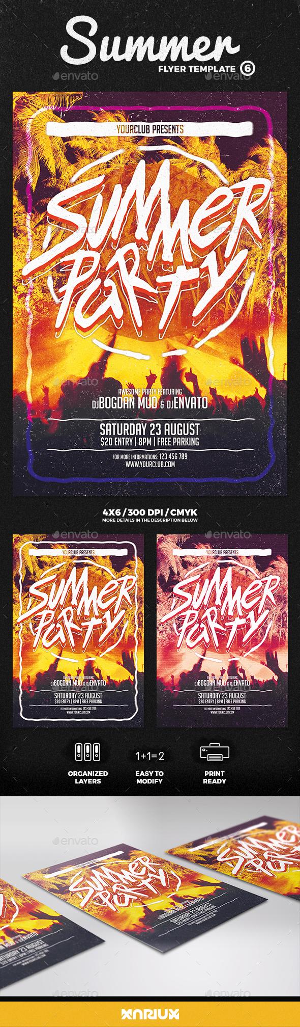 Summer Flyer 6