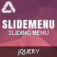 SlideMenu - jQuery Responsive Sliding Menu - CodeCanyon Item for Sale