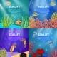 Underwater Landscape Set