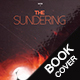 The Sundering Book Cover - GraphicRiver Item for Sale