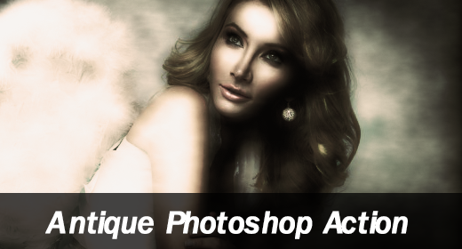 Antique Photoshop Action