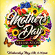 Mothers Day Celebration Flyer Template - GraphicRiver Item for Sale