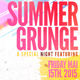 Summer Grunge Cover Facebook - GraphicRiver Item for Sale