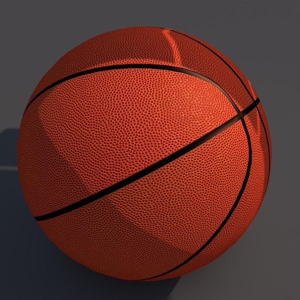 Basketball - 3DOcean Item for Sale