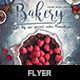 Bakery Promotion Flyer Template - GraphicRiver Item for Sale