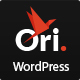 ORI - Multi-Purpose Responsive WordPress Theme for Business - ThemeForest Item for Sale