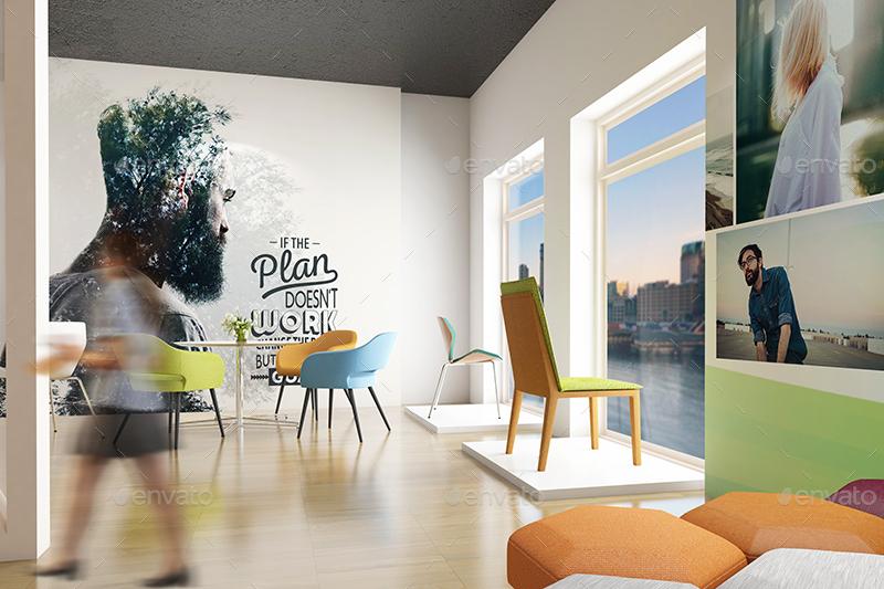 Office Branding Mockups V6 By Wutip Graphicriver