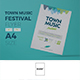 Town Music Festival - GraphicRiver Item for Sale