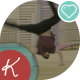 Teens Train In Gym Class - VideoHive Item for Sale