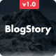 BlogStory - Responsive Email + Online Template Builder Nulled