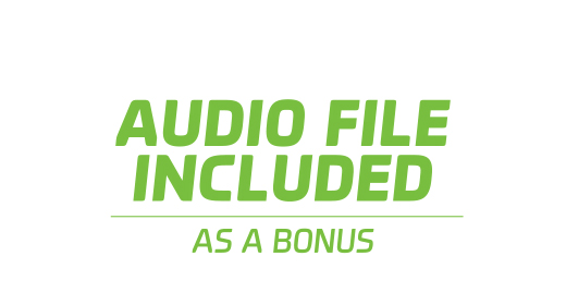 Audio File Included