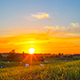 Rural Landscape and Sunset - VideoHive Item for Sale