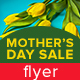 Mother's Day Sale Flyer - GraphicRiver Item for Sale
