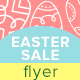 Easter Sale Flyer - GraphicRiver Item for Sale