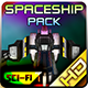 Spaceship Pack 30 - GraphicRiver Item for Sale