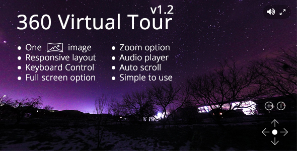 360 Virtual Tour - CodeCanyon Item for Sale