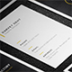 Minimal Business Card Template - GraphicRiver Item for Sale