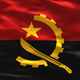 Angola Looped Flag - VideoHive Item for Sale