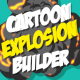 Cartoon Explosion Builder - VideoHive Item for Sale