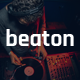 Beaton - Music, Radio & Events WordPress Theme