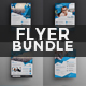 Abstract Flyer Bundle - GraphicRiver Item for Sale