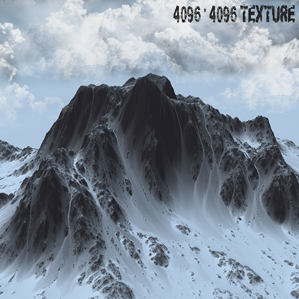 Snow_Mountain.2 - 3DOcean Item for Sale