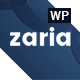 Zaria – Business Consulting WordPress Theme - ThemeForest Item for Sale