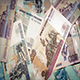 Stack Of Russian Rubles Rotating - VideoHive Item for Sale