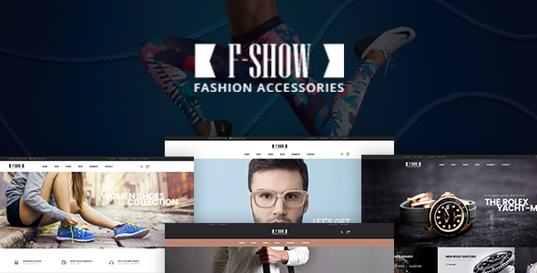 Ap Fshow Shopify Responsive Theme - Fashion Shopify