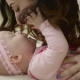 Young Happy Mother Hugging And Kissing - VideoHive Item for Sale