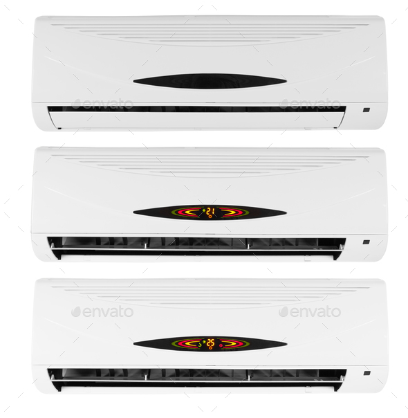 air conditioner - Stock Photo - Images