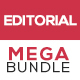 Editorial Mega Bundle - GraphicRiver Item for Sale
