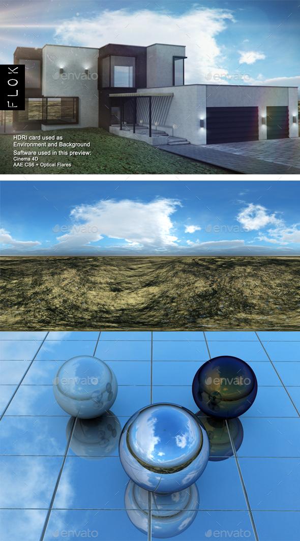 Daylight Desrt 34 - 3DOcean Item for Sale