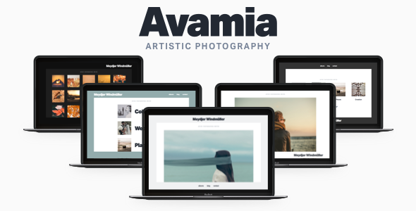 30+ Most Creative WordPress Themes for Artists 2019 10
